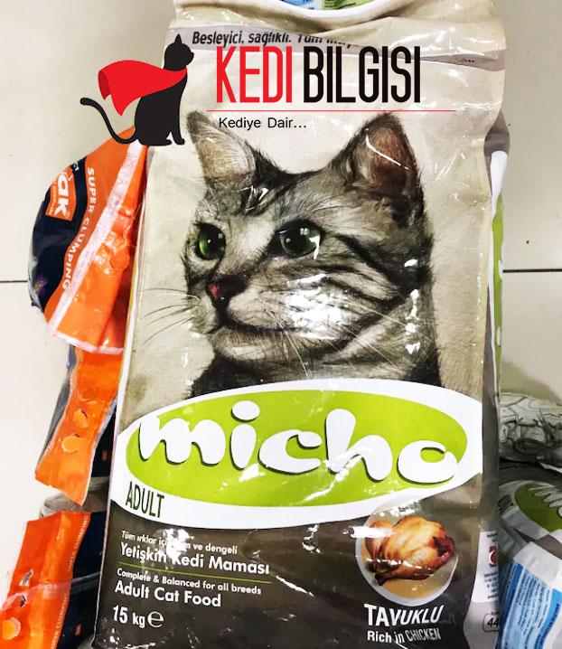 micho kedi maması